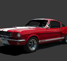 1965 Mustang Fastback GT 350 by TeeMack