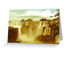 wonder-falls Greeting Card