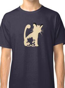 Meowth Persian Evolution Classic T-Shirt