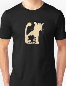 Meowth Persian Evolution Unisex T-Shirt