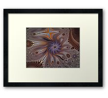 matrix machines Framed Print