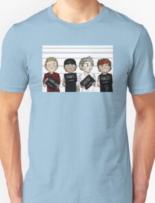 good boys are bad boys that havent been caught T-Shirt