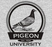 Pigeon University by Rocket Designs