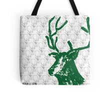 Deer de Jouy Tote Bag