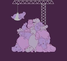 Hippopotapile - the more the merrier! Unisex T-Shirt