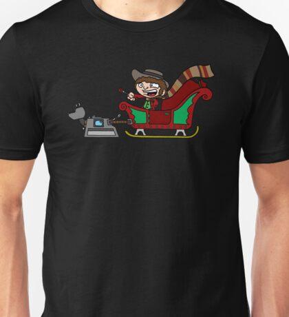 Timelord Santa! Unisex T-Shirt