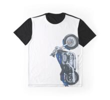 Illustrated Graphic Tee - Harley Sporty Graphic T-Shirt