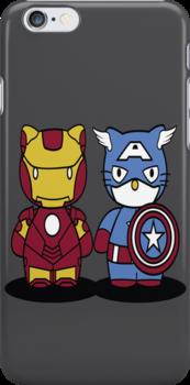kitty avenge by piercek26