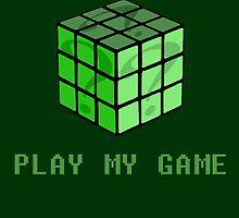 Play My Game by LokiLaufeyson