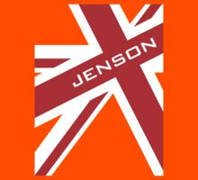 Jenson Button - Union Jack Kids Clothes