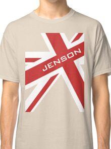 Jenson Button - Union Jack Classic T-Shirt