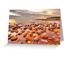 Hallett Cove  Greeting Card