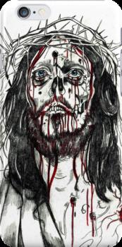 Zombie Jesus by Iroek