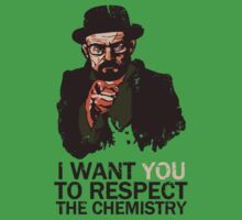 Respect the Chemistry by Baznet