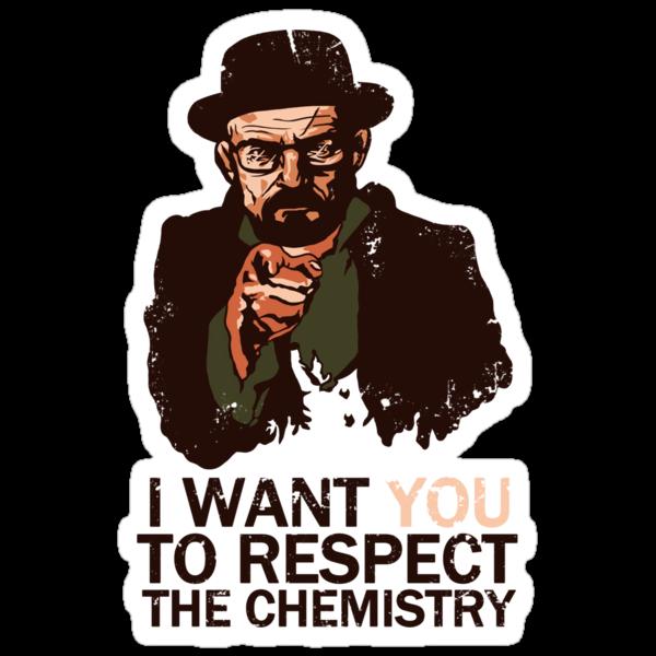 Respect the Chemistry by Baznet