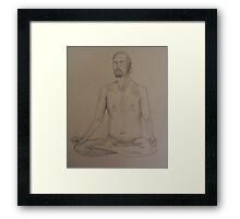 For Lotus Framed Print