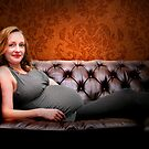 Pregnancy Portrait Photography by Kelvin  Wong