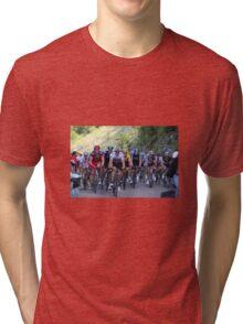 Peloton 2012 Tri-blend T-Shirt