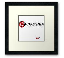 Craperture Laboratories Framed Print