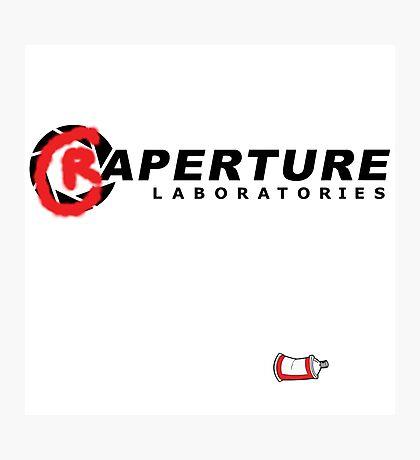 Craperture Laboratories Photographic Print