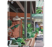 Cactus Cafe iPad Case/Skin