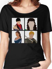 BBC Merlin Women's Relaxed Fit T-Shirt