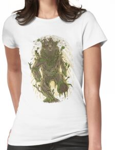 Treebear Womens Fitted T-Shirt