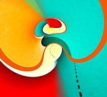 Orange Stinger by CatMorris