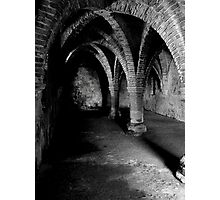 Gothic arches Blakeney Norfolk. Photographic Print