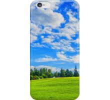 Summer On The Farm iPhone Case/Skin