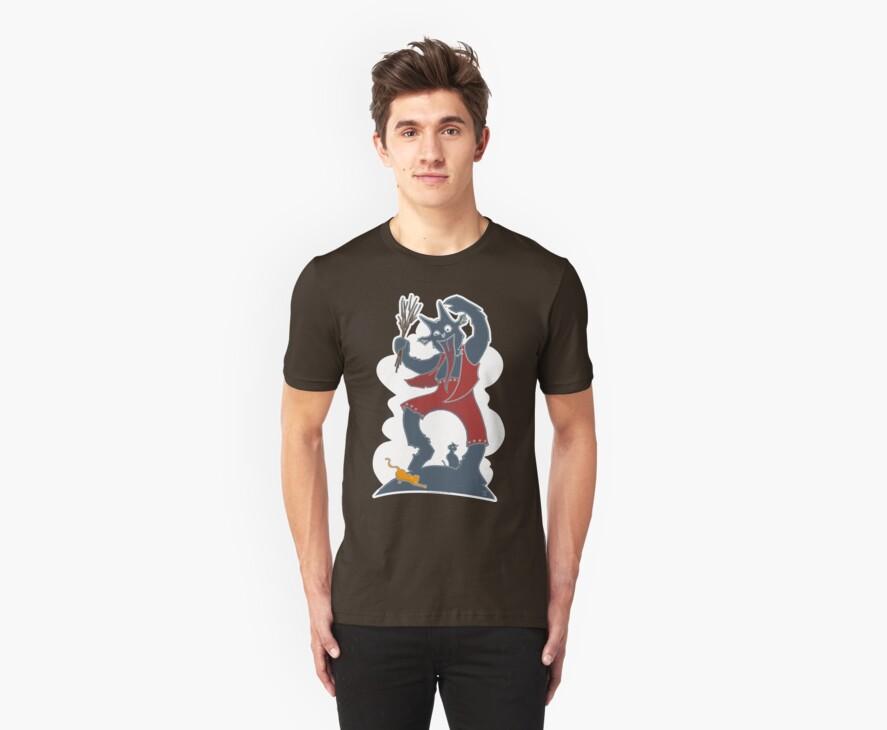 Krampus - Cats by dawlism