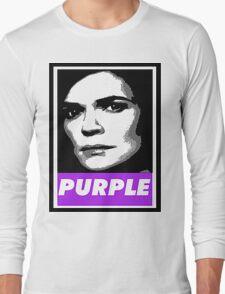 Marie's Wearing Purple Again Long Sleeve T-Shirt
