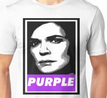 Marie's Wearing Purple Again Unisex T-Shirt
