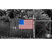 Old Glory II Photographic Print