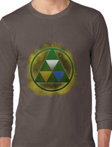 Diamond Authority-Insignia (Steven Universe) Long Sleeve T-Shirt