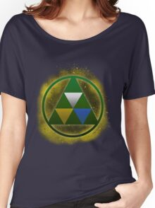 Diamond Authority-Insignia (Steven Universe) Women's Relaxed Fit T-Shirt