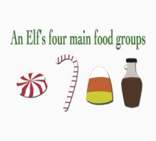 Four Main Food Groups  by riskeybr