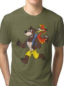 Banjo Kazooie Tri-blend T-Shirt