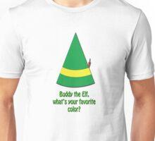 Whats your favorite color? Unisex T-Shirt