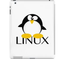 Linux Penguin iPad Case/Skin