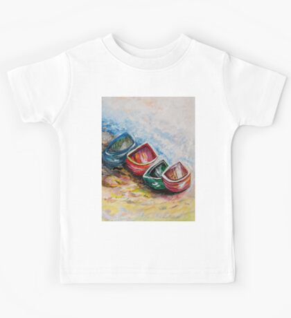 In From the Sea Kids Tee