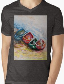 In From the Sea Mens V-Neck T-Shirt