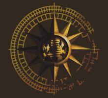 Golden Sun B by Sirkib