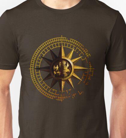 Golden Sun B Unisex T-Shirt