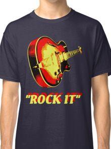 rock t-shirt Classic T-Shirt
