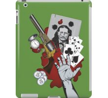 Dead Man's Hand iPad Case/Skin