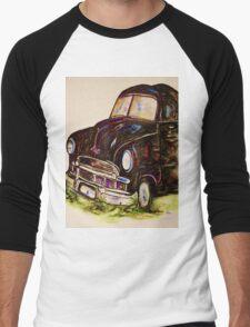 Car of Character Men's Baseball ¾ T-Shirt