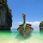 Ko Hong Island, Krabi, Thailand by Pete5D