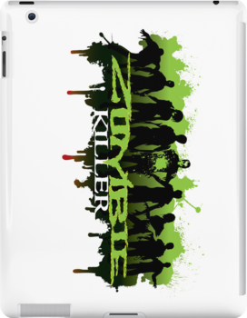 Zombie walk  by corsetti