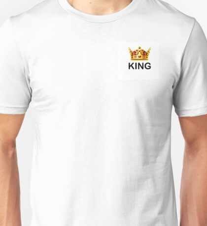 KING Design Unisex T-Shirt